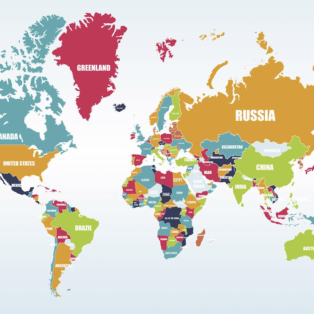 Ország adatbázis (223 db)