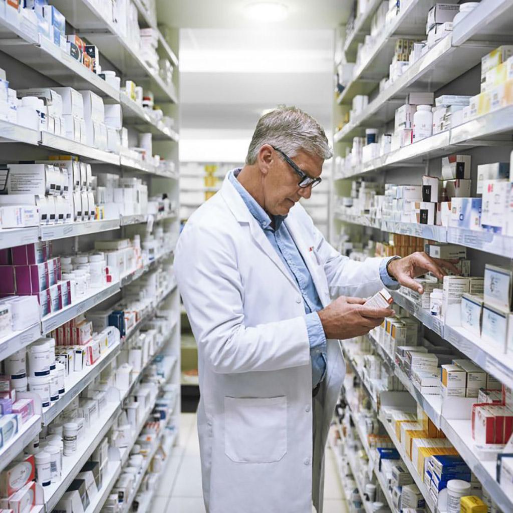 Gyógyszertár adatbázis (3091 db)